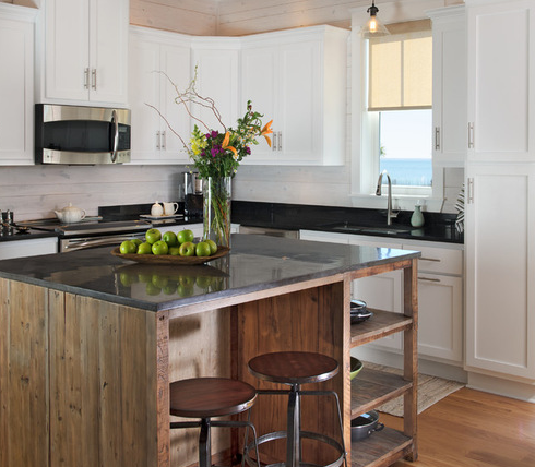 The-Cottages-at-Romar-by-Erin-E-Kaiser 101 Beautiful Beach Cottage Kitchens