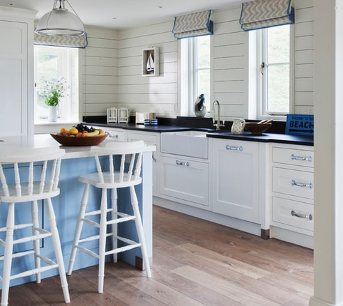 Trebarwith-by-Stephen-Graver-Ltd 101 Beautiful Beach Cottage Kitchens