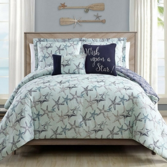 beach-bed-in-a-bag Beautiful Beach Decor For Your Home