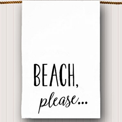 beach-hand-towels Beautiful Beach Decor For Your Home