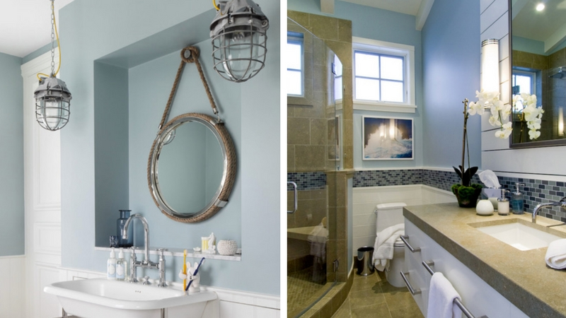 beach themed bathrooms - Bathroom Ideas Beach