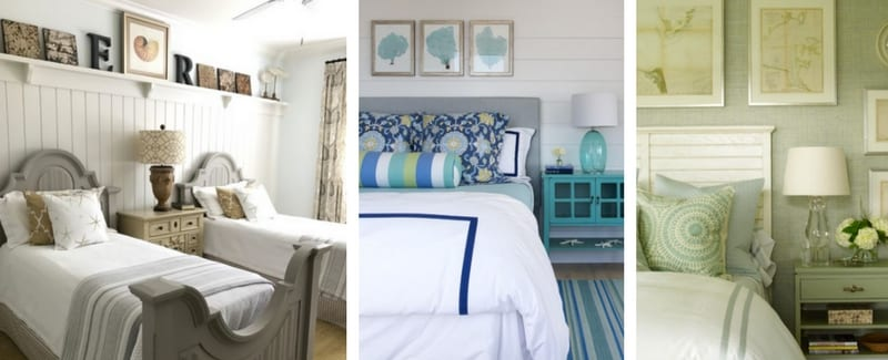 101 beach themed bedroom ideas beachfront decor for Bedroom beach theme ideas