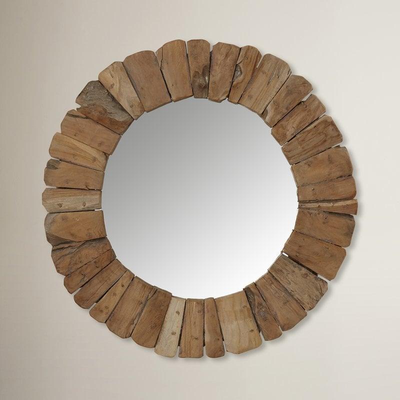 beach-wall-mirrors Beach Home Decor