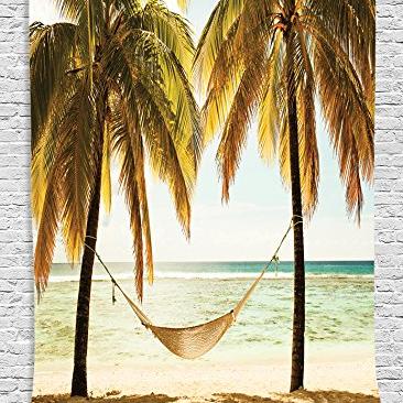beach-wall-tapestries Beach Home Decor