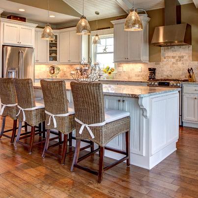 coastal-kitchen-decor-1 Beautiful Beach Decor For Your Home