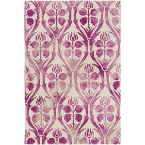 georgina-hand-hooked-tropical-rug Outdoor and Indoor Tropical Area Rugs