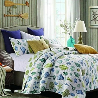 kids-beach-bedding Beautiful Beach Decor For Your Home