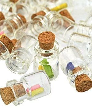 Glass Bottles With Cork Lids