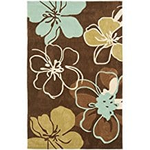 safavieh-tropical-area-rug-3-inch-by-5-inch Outdoor and Indoor Tropical Area Rugs