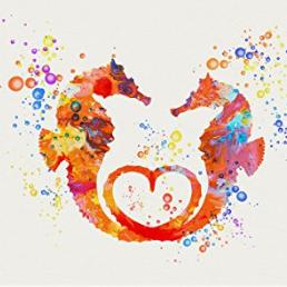Seahorse Art