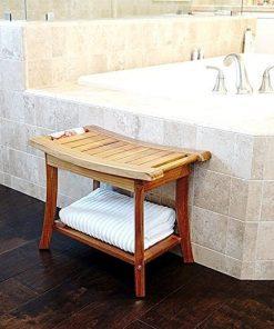 Teak Shower Benches