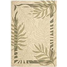 tropical-area-rug-9x12 Outdoor and Indoor Tropical Area Rugs