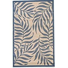 tropical-outdoor-area-rug-4-by-6 Outdoor and Indoor Tropical Area Rugs