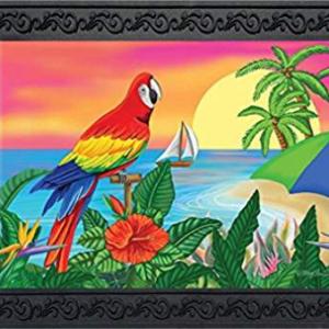 Tropical Doormats and Tropical Floor Mats