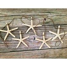 5ft-Starfish-Beach-Wedding-and-Christmas-Garland Beachy Starfish and Seashell Garlands