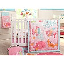 Carters-Sea-Collection-4-Piece-Crib-Set Beach and Nautical Crib Bedding