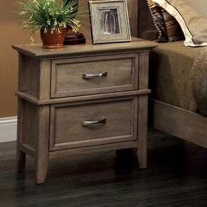 Cartwright2DrawerNightstand Beach and Coastal Bedroom Furniture