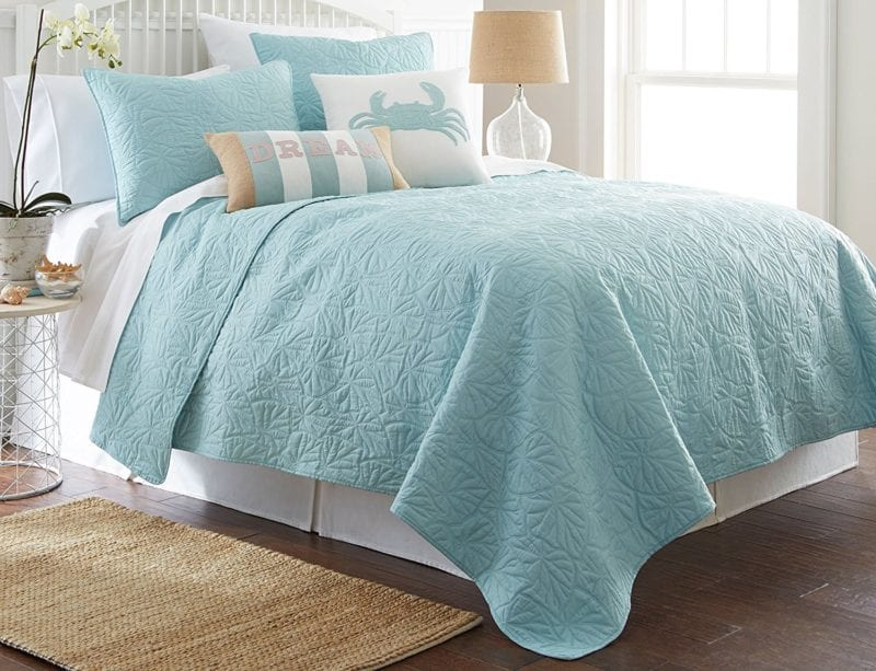 Elise-James-Home-Kamala-Leaf-Quilt-Set--800x613 Elise and James Bedding Sets