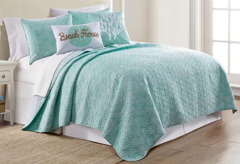 Elise-James-Home-Shore-Shells-Quilt-Set--800x548 Elise and James Bedding Sets