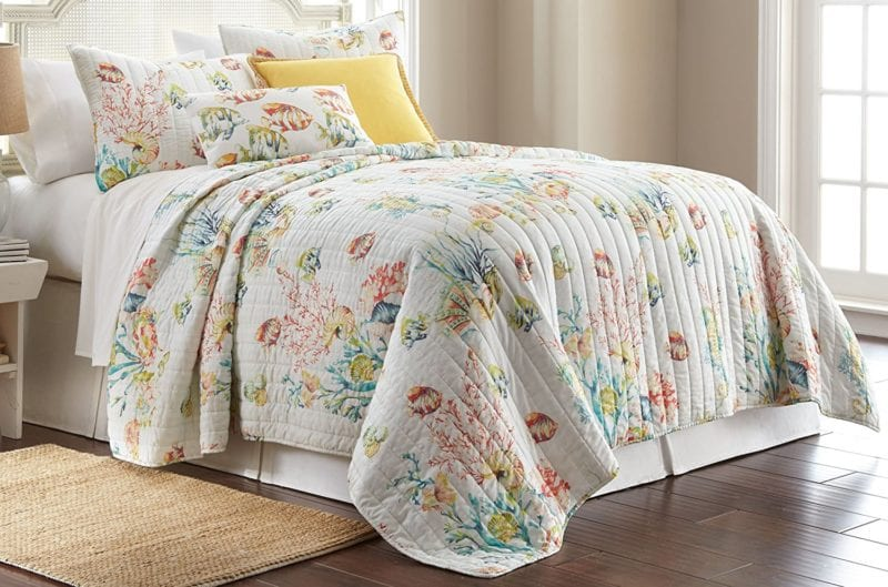 Elise-James-Home-Tampa-Bay-Fish-Quilt--800x529 Elise and James Bedding Sets