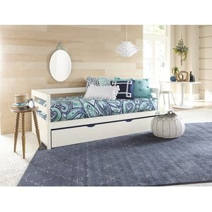 FelipeDaybedwithTrundle Beach and Coastal Bedroom Furniture