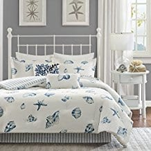 Harbor-House-Beach-House-Twin-Comforter-Set Seashell Bedding and Comforter Sets