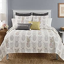 Heritage-Breezes-Pineapple-Quilt Pineapple Bedding Sets and Duvet Covers
