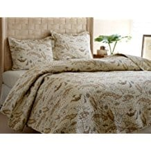 Tommy-Bahama-Map-Quilt-Set Tommy Bahama Bedding Sets
