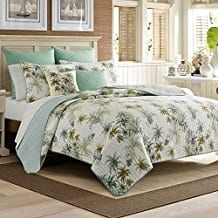 Tommy-Bahama-Quilted-Sham Tommy Bahama Bedding Sets