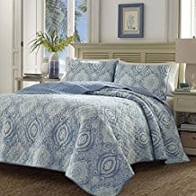 Tommy-Bahama-Turtle-Cove-Caribbean-Quilt-Set Tommy Bahama Bedding Sets