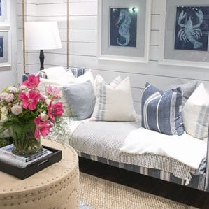TwinUpholsteredDaybed Beach and Coastal Bedroom Furniture