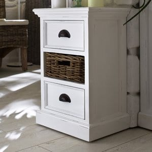 Yorktown2DrawerNightstand Beach and Coastal Bedroom Furniture