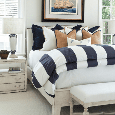 beach-bedroom-ideas Elise and James Bedding Sets