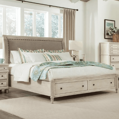 Beach and Coastal Bedroom Furniture - Beachfront Decor