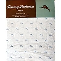 tommy-bahama-blue-fish-marlins-sheet-set Tommy Bahama Bedding Sets