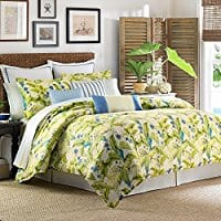 tommy-bahama-blue-palm-queen-comforter-set Tommy Bahama Bedding Sets