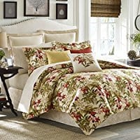 tommy-bahama-daintree-tropic-comforter-set Tommy Bahama Bedding Sets
