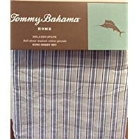tommy-bahama-home-breeze-stripe-sheet-set Tommy Bahama Bedding Sets
