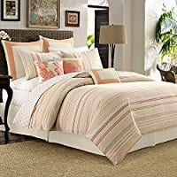tommy-bahama-la-scala-breezer-papaya-duvet-cover Tommy Bahama Bedding Sets