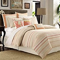 tommy-bahama-la-scala-papaya-comforter-set Tommy Bahama Bedding Sets