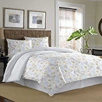 tommy-bahama-newport-silver-duvet-cover Tommy Bahama Bedding Sets