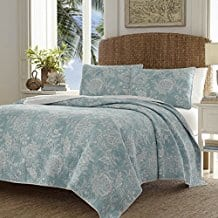tommy-bahama-tidewater-jacobeen-quilt-set Tommy Bahama Bedding Sets