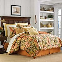 tommy-bahama-tropical-lily-comforter-set Tommy Bahama Bedding Sets