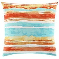tommy-bahama-watercolor-stripe-throw-pillow Tommy Bahama Bedding Sets