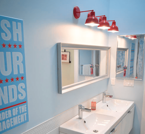 Bathroom-by-Copper-Brook Beach And Nautical Bathroom Lighting