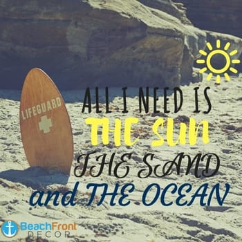 all-i-need-is-sun-sand-ocean-beach-quote Beach Quotes and Ocean Quotes