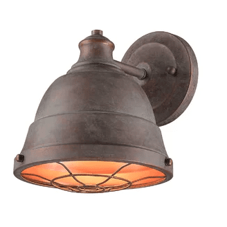 brown-Elinna-1-Light-Wall-Sconce-by-Beachcrest-Home Beach And Nautical Bathroom Lighting