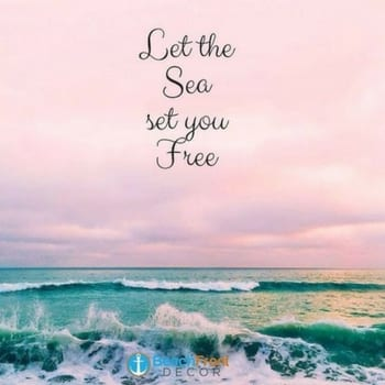 let-the-sea-set-you-free-beach-quote-photo Beach Quotes and Ocean Quotes