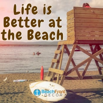 life-is-better-at-the-beach-quote Beach Quotes and Ocean Quotes