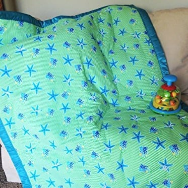 Nautical Baby Quilts